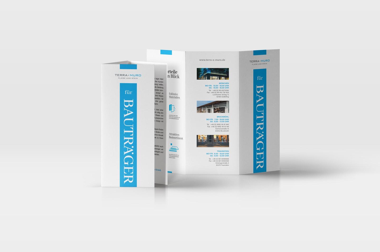 Branding für Terra e Muro